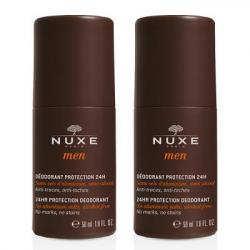 Men Desodorante Protección 24H Roll-on Duplo (2x50ml)