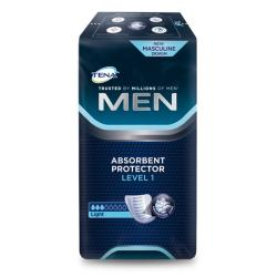 Men Protector Absorbente Level 1 (24uds)