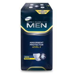 Men Protector Absorbente Level 2 (20uds)