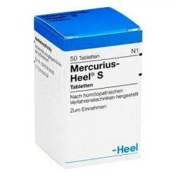 Mercurius-Heel (50comp)