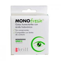 Monofresh® Gotas Monodosis Humectantes (0.4ml)