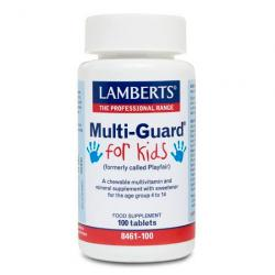 Multi Guard for Kids - Multivitamínico Infantil (100comp)