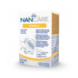 NANCARE® VITAMINA D (5ML)