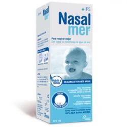 Nasalmer Spray nasal Suave (125ml)
