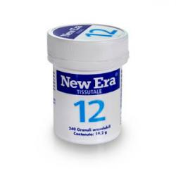 New Era® SCHUSSLER 12 CALCIUM SULFURICUM (240comp)