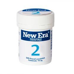 New Era® SCHUSSLER 2 CALCIUM PHOSPHORIC (240comp)