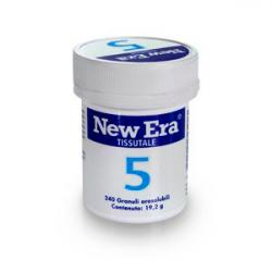 New Era® SCHUSSLER 5 KALIUM PHOSPHORIC (240comp)