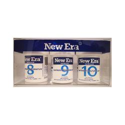 NEW ERA TRIO METABOLISMO (SALES 8+9+10)