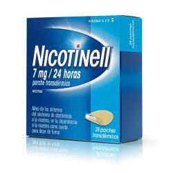 NICOTINELL 7 mg/24 HORAS (28 parches)