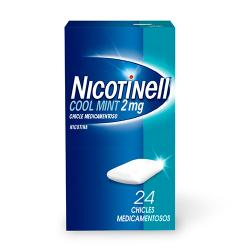 NICOTINELL COOL MINT 2mg (24 chicles)