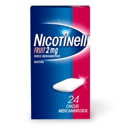 NICOTINELL FRUIT 2mg (24 chicles)
