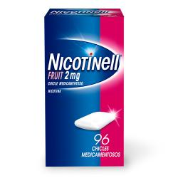 NICOTINELL FRUIT 2mg (96 chicles)