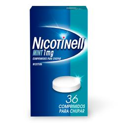 NICOTINELL MINT 1mg (36 comprimidos)