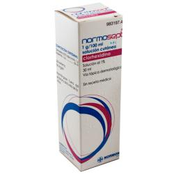 NORMOSEPT 1g/100ml (30ml)