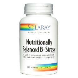 Nutritionally Balanced B-Stress (100 caps. vegetales)