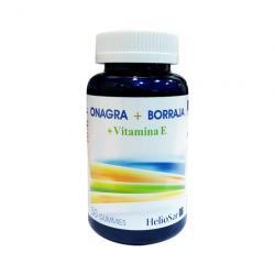 ONAGRA+ BORRAJA +VITAMINA E (50 GUMMIES)