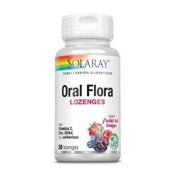 Oral Flora (30comp. orosolubles)