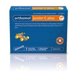Orthomol Junior C Plus (7 Sobres Granulados)