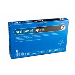 ORTHOMOL SPORT VIAL BEBIBLE (20 ML X 7 UNIDADES)