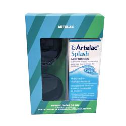 PACK Artelac® Splash Multidosis (2 UNIDADES X 10ML) + GAFAS DE SOL REGALO!