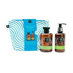 PACK BEAUTY INFUSION Montain TEA GEL de BAÑO (300ml) + LECHE CORPORAL (200ml)