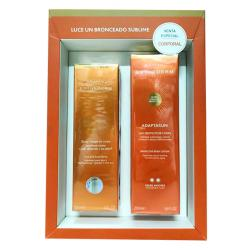 PACK BRONZE IMPULSE Spray (150ml)+ ADAPTASUN Leche Corporal (200ml)