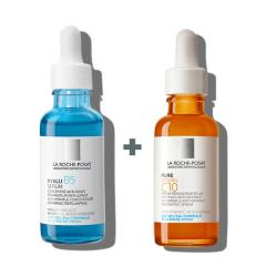 PACK HYALU B5 SERUM (30ml) + VITAMIN PURE C (30ml)