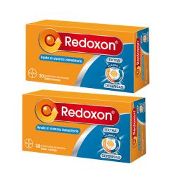 PACK REDOXON® EXTRA DEFENSAS (2x30 COMP. EFERVESCENTES)