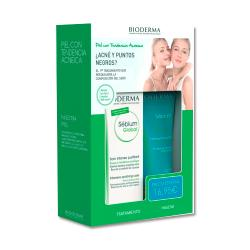 PACK SEBIUM GLOBAL (30ml) + SEBIUM GEL Limpiador(100ml)
