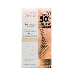 PACK SERENAGE UNIFIANT SPF 20 (2ª UNIDAD 50% dcto)