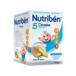 Papilla 5 Cereales (600g)