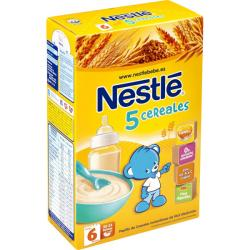 Papilla 5 Cereales (600g) 6M
