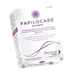 PAPILOCARE GEL VAGINAL (7 CÁNULAS x 5ml)