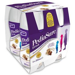 Pediasure Bebida de Chocolate (4x200ml)