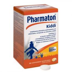 PHARMATON Kiddi Masticables (30 comp.)