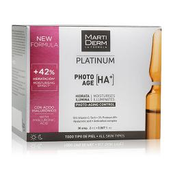 Platinum Photo Age HA+ (30 AMPOLLAS)