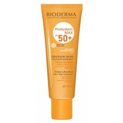 Photoderm Max SPF50 Aquafluido con Color Tono Claro (40ml)