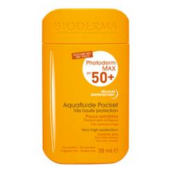 Photoderm MAX SPF50 Aquafluido Pocket Mate (30ml) - Deportes Acúaticos