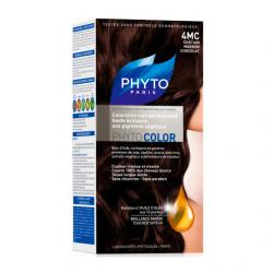 PHYTOCOLOR 4MC CASTAÑO MARRON CHOCOLATE