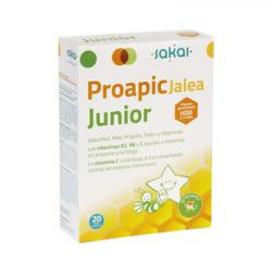 Proapic Jalea Real Infantil-Junior (20amp)