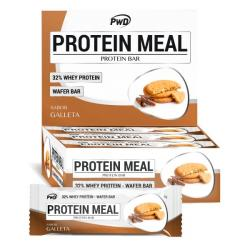 PROTEIN MEAL de Galleta Maria (12 barritas)