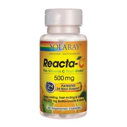 Reacta C 500mg (60 caps. vegetales)
