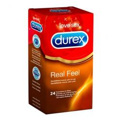 Real Feel Sin Látex (24uds)
