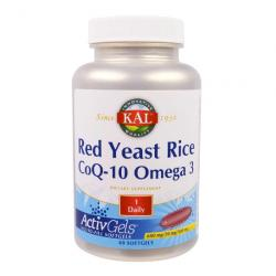 Red Yeast Rice Co Q-10 Omega3 (60caps)
