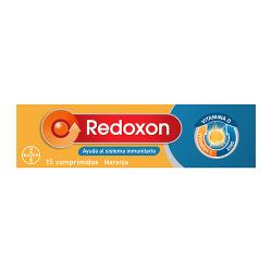 Redoxon® Extra Defensas (15comp. Efervescentes)