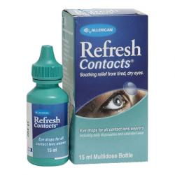 REFRESH CONTACTS (15 ml)