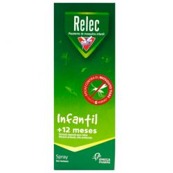 Relec Infantil Repelente Antimosquitos Spray (100ml)