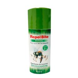 REPEL BITE HERBAL REPELENTE de INSECTOS USO HUMA SPRAY (100ml)