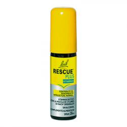 RESCUE® PLUS SPRAY 20ml  (SIN ALCOHOL)