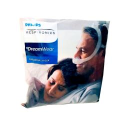 RESPIRONICS DREAMWEAR MASCARILLA CPAP GEL PILLOWS MASK Ref. 1125024